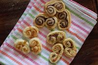 Mrs U Makes... Sweet and Savoury Palmiers @MrsUMakes #mymrsumakes