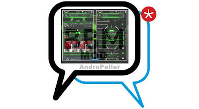 BBM Mod Droid CHAT Thema Green v2.13.1.13 Apk Clone