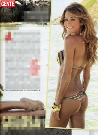 Palmas Giorgia Calendario.Celeb68 Giorgia Palmas Foto Bikini Su Gente