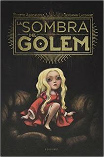 selección mejores cuentos y libros infantiles del 2017 según los niños, la sombra del golem