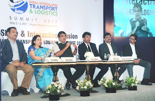 Ministry of Road Transport and Highways holds road show in Mumbai