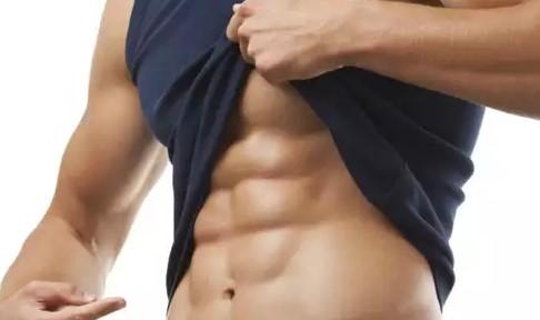 Makanan sehat otot perut