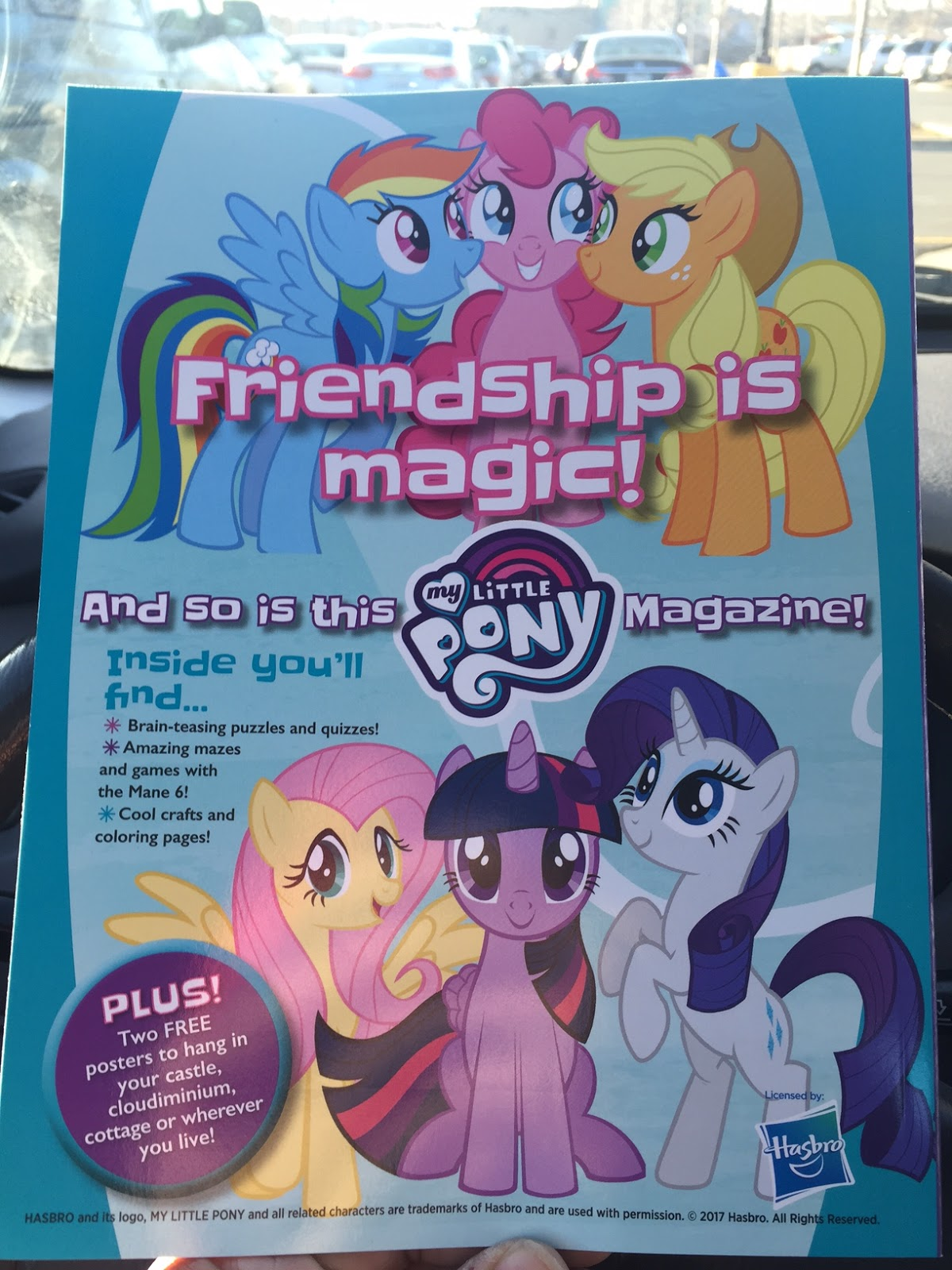 My little pony friendship is magic coloring pages hasbro -  And Even A Big Mlp Movie Section With The Ad Above And A Description We Are Still Working On Getting That But For Now You Can Find A Few Images Below