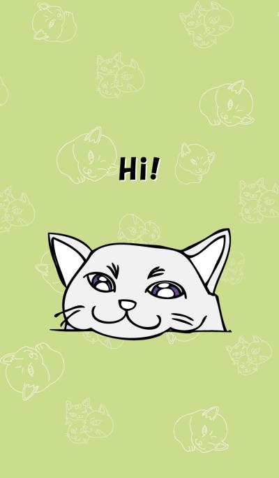 Hi! mew