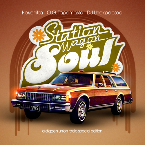 HEVEHITTA, DJ UNEXPECTED UND TAPEMASTA - STATION WAGON SOUL MIXTAPE