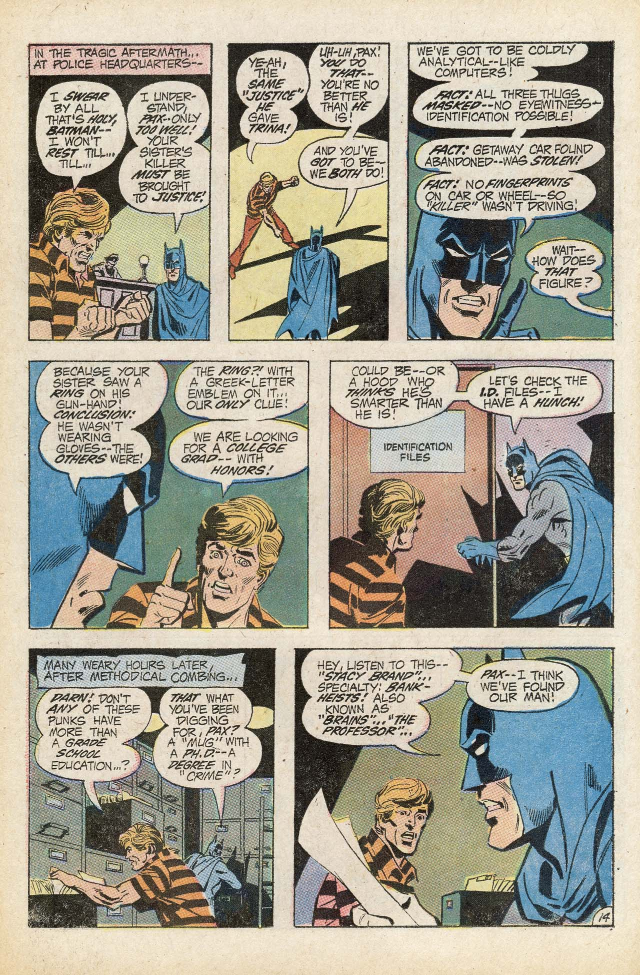 Detective Comics (1937) 417 Page 17
