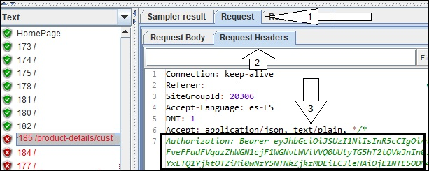 JMeter - Capture Dynamic Value present in Redirected Request