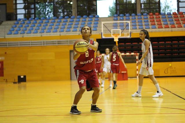 Baloncesto | Angie Echevarria seguirá una temporada más en el Ausarta Barakaldo EST