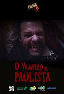 O Vampiro da Paulista - HDRip Nacional
