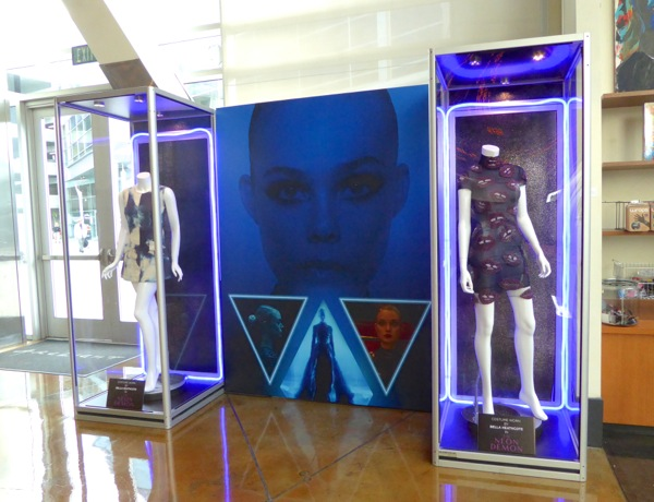 The Neon Demon film costumes