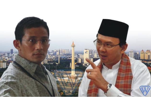 Menuju Pilgub DKI Jakarta