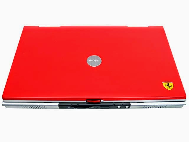 Acer Laptop Ferrari 3400 Specifications, review and driver download