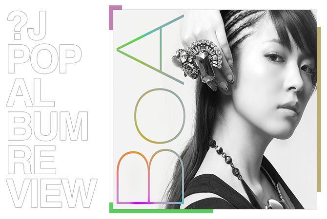 Album review: BoA - BoA (English US debut) | Random J Pop