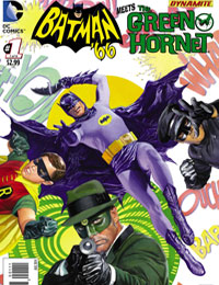 Batman '66 Meets the Green Hornet [II]