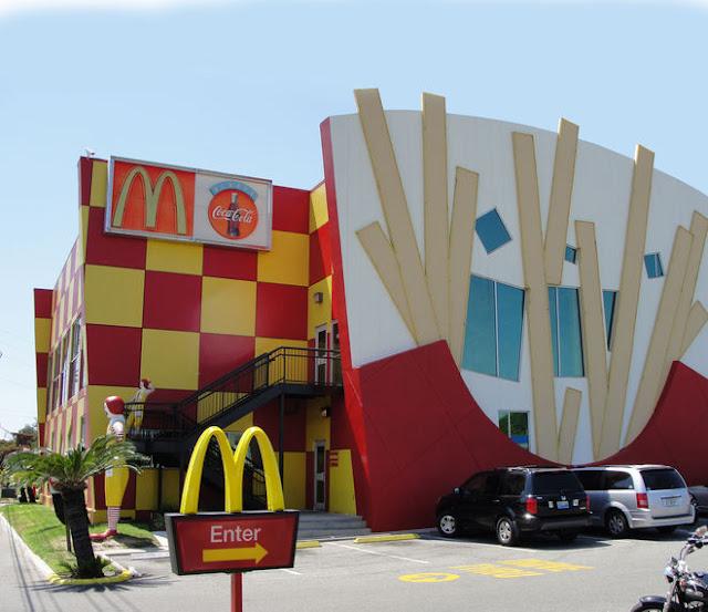 McDonald's, en Orlando Florida, EE. UU