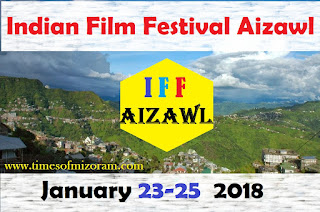 indian film festival to be held in Aizawl
