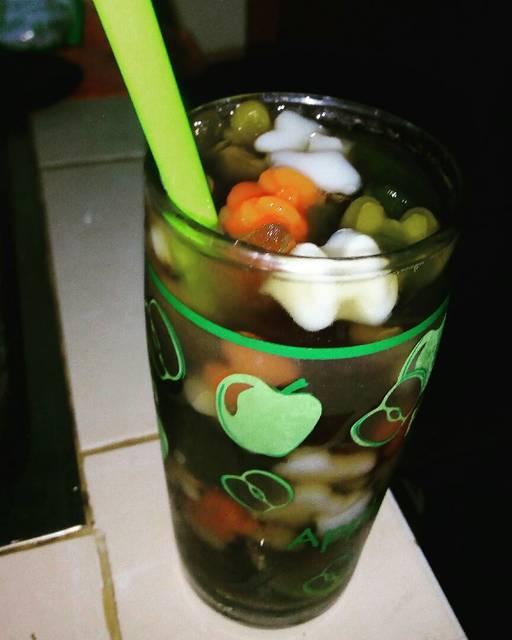 Es Cingcau Coco jelly