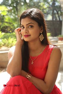 Telugu Actress Anusha Stills at Dhyavudaa Movie Teaser Launch  0054.JPG