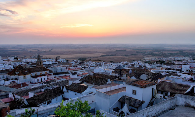Puestas de sol en Medina Sidonia