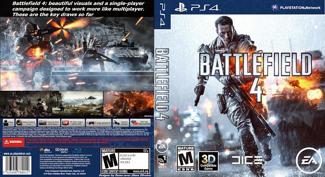 Battlefield 4 premium ps4 code