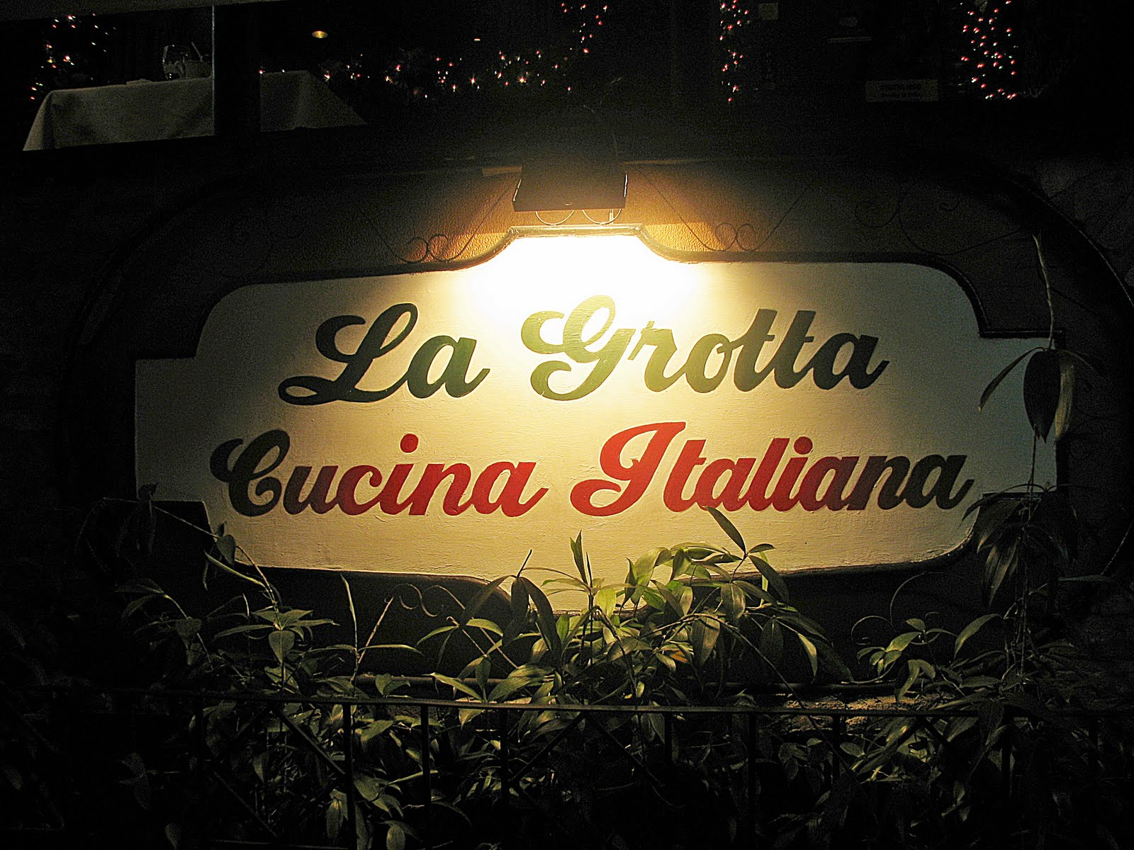 La Grotta Cucina Italiana Menu Live Life Work Hard Party Like Crazy Food Trippin