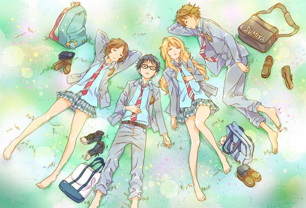 Hikaru Nara If It Shines Shigatsu Wa Kimi No Uso Opening Lirik Terjemahan Siddelyrics
