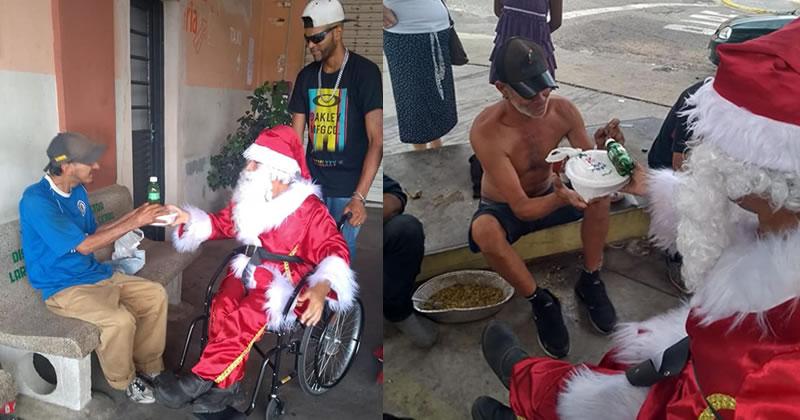 Projeto 'Ceia na Rua' distribui 68 marmitas para moradores de rua em Pinhal