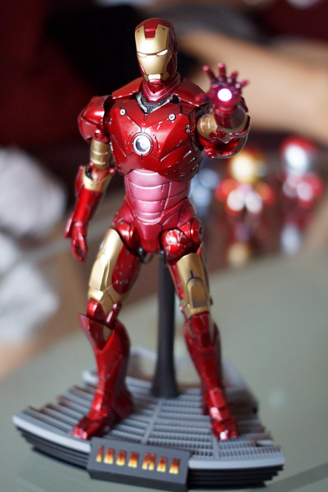 Il gioco di iron man
