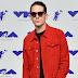 G-Eazy marca presença no MTV Video Music Awards 2017 no The Forum em Inglewood, Califórnia - 27/08/2017