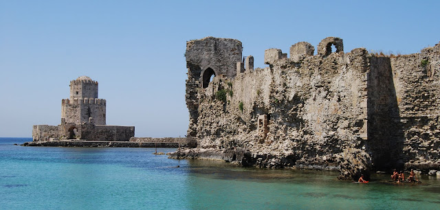 Πήδασος, η βυθισμένη Μυκηναϊκή πόλη στην αρχαία Μεθώνη