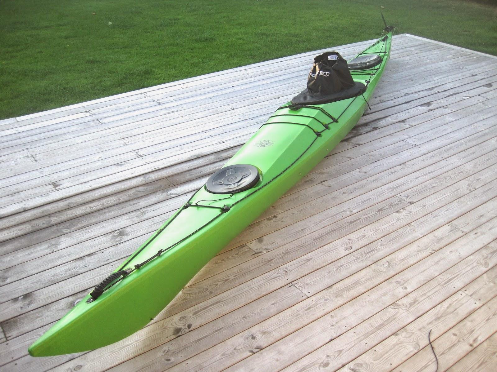 Aquilo kayak review