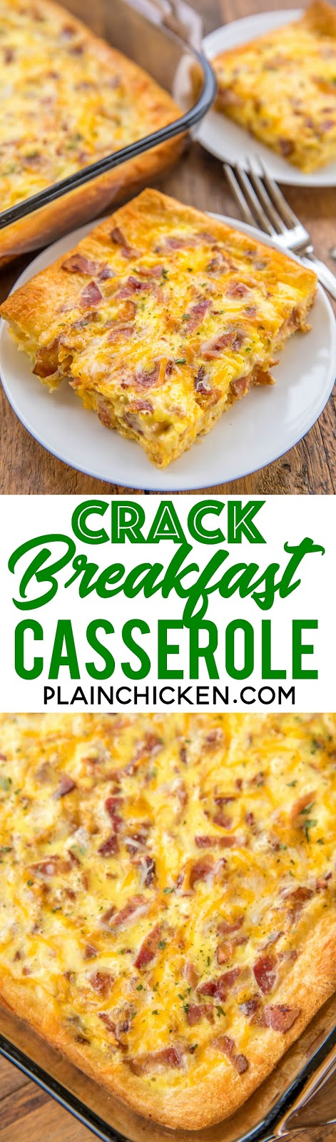 An Easy Biscuits and Gravy Crockpot Breakfast Casserole. By Krissy of B-Inspired Mama 29 Comments. This blog contains links to relevant products on Amazon for your convenience.