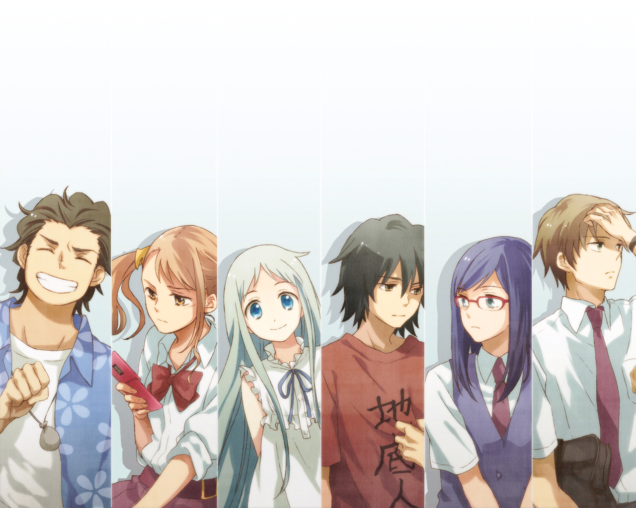 Download AnoHana BD Subtitle Indonesia