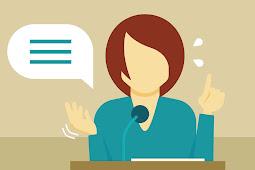 5 Tips Agar Kamu Bisa Menjadi Public Speaking yang Baik
