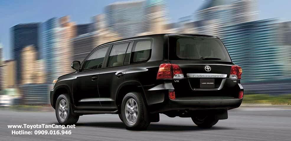 toyota land cruiser 2015 toyota tan cang 7 - Toyota Land Cruiser 2015 giá bao nhiêu? Xe nhập khẩu từ Nhật Bản - Muaxegiatot.vn