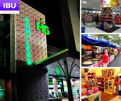 tempat menarik di langkawi untuk shopping