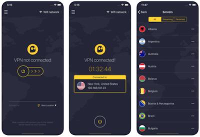 CyberGhost VPN Terbaik untuk Android 2019