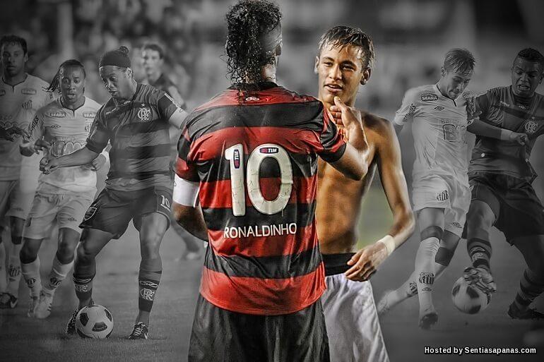 Kenapa Pemain Bola Sepak Brazil Hanya Mempunyai Satu Nama?