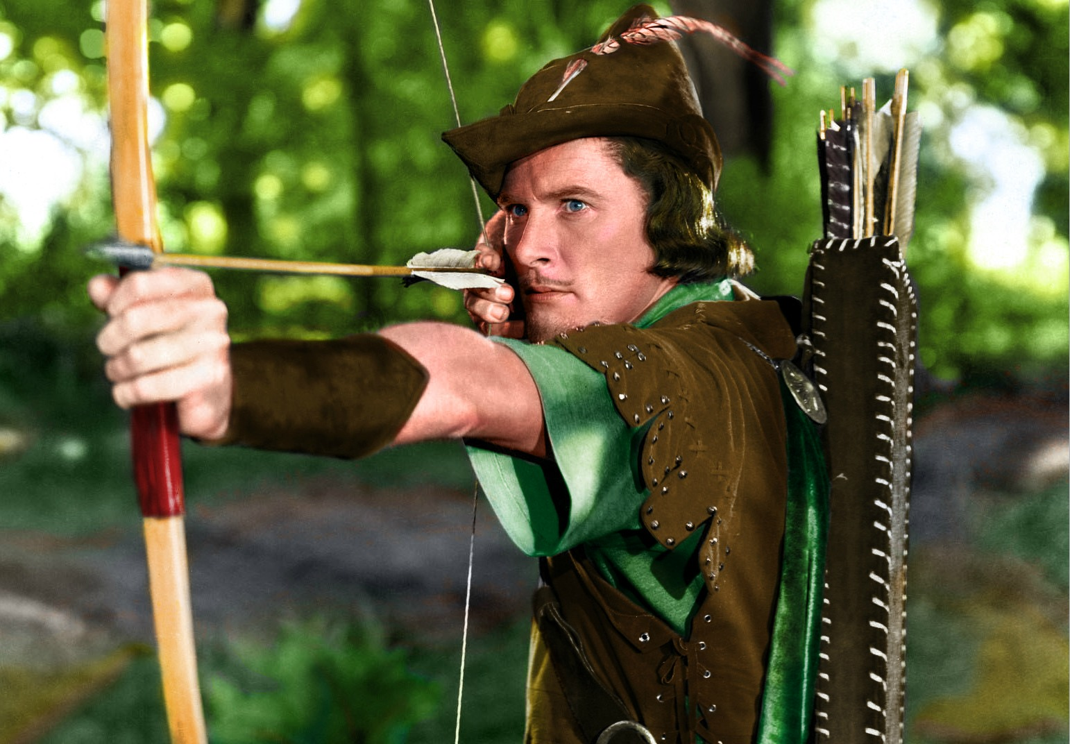 the adventures of robin hood - 1440×750