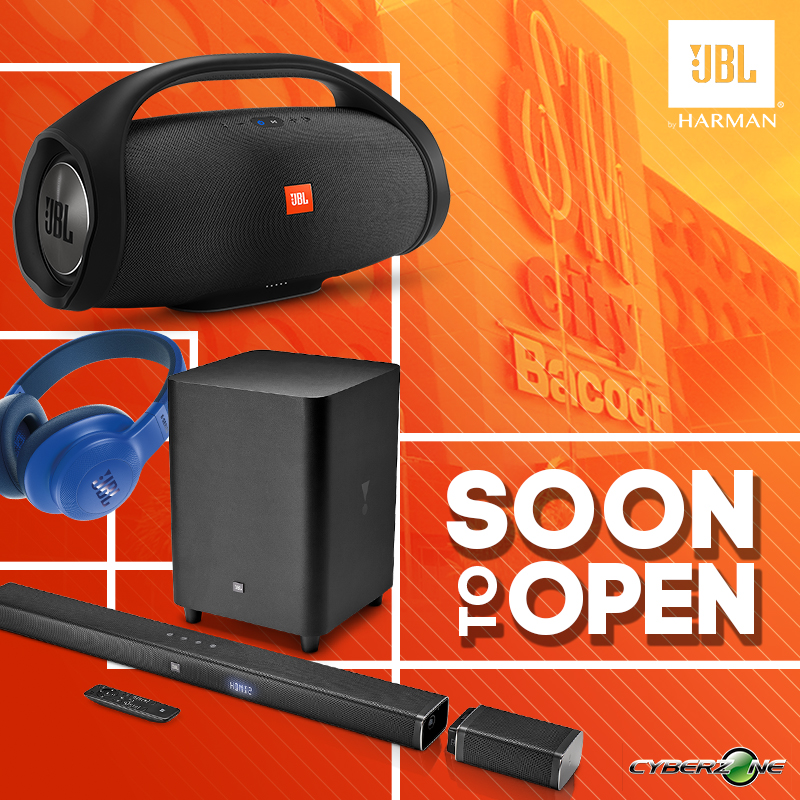 JBL SM Bacoor store now open, enjoy up to 50 percent off on select items on May 14 to 20!