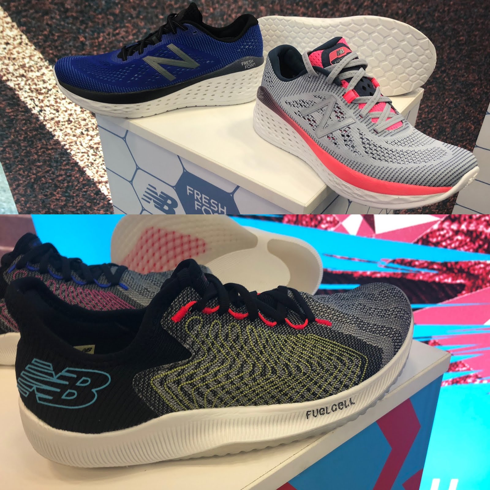 6c012277f2e31 New Balance 2019 Previews: Fuel Cell Rebel, Fresh Foam More, Fresh Foam  Beacon 2