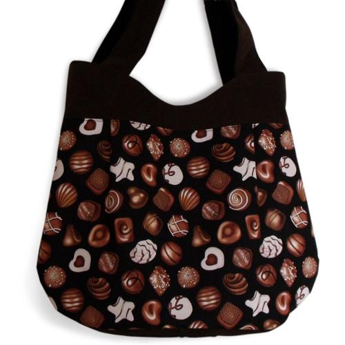 torba XXL bag czekoladki
