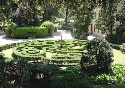 Giardino Corsi Annalena in Florence