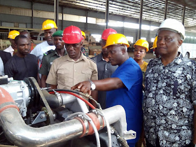 Photos: Innoson, Dalong Partner for Youth Empowerment