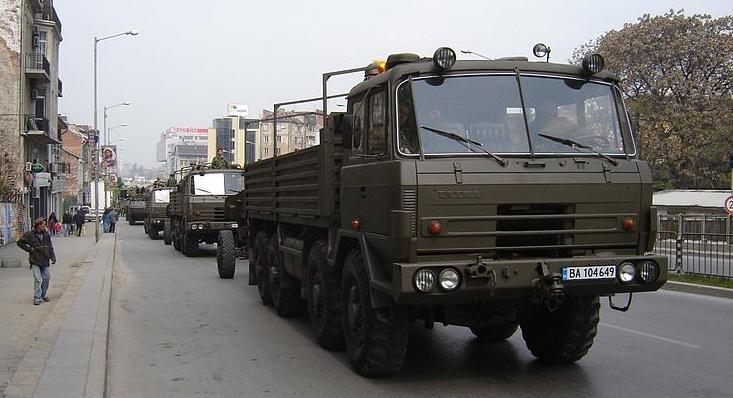 Артилерія Болгарії: сучасний стан