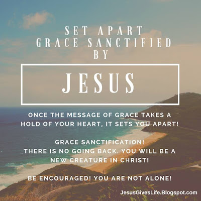 Grace Sanctified