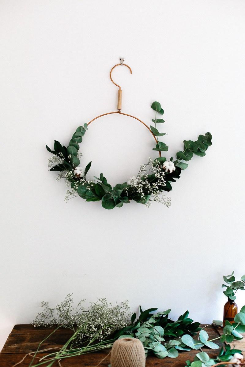 7 coronas de Navidad