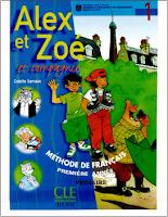 Alex et Zoé et compagnie 1 - Livre de l'élève - Première année Primaire