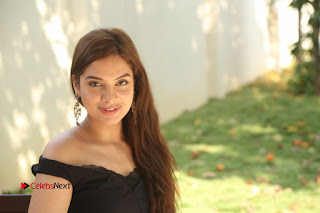 Telugu Actress Tanya Hope Stills at Appatlo Okadundevadu Audio Launch  0333.JPG