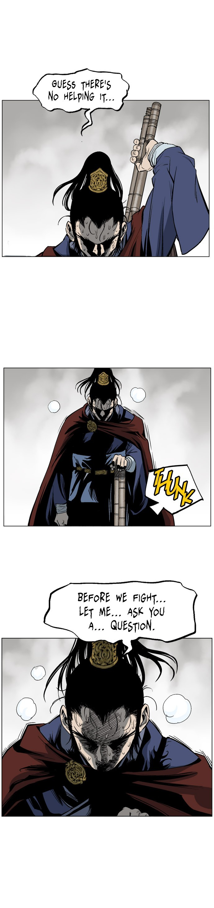 Gosu (The Master) - Chapter 39